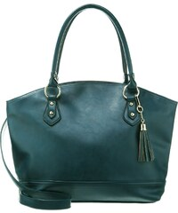 Anna Field Cabas turquoise