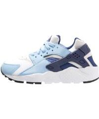 Nike Sportswear HUARACHE RUN Baskets basses white/deep royal blue/bluecap/black