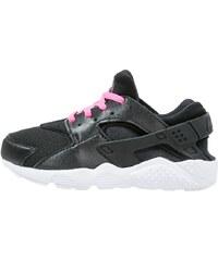 Nike Sportswear HUARACHE RUN Baskets basses black/white/pink blast