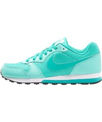 Nike Sportswear MD RUNNER 2 Baskets basses hyper turquoise/clear jade/volt/white