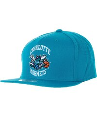 Mitchell & Ness Casquette teal