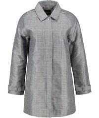 Cortefiel Manteau court dark grey