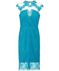 Little Mistress Robe de soirée turquoise