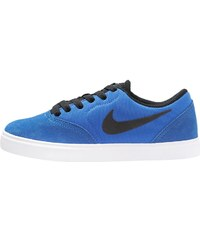 Nike SB CHECK Baskets basses photo blue/black