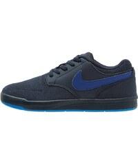 Nike SB FOKUS Baskets basses obsidian/deep royal blue/black/photo blue