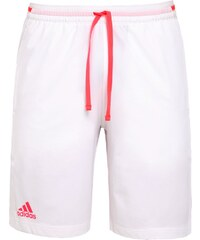 adidas Performance CLUB Short de sport white/flash red