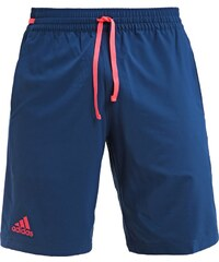 adidas Performance CLUB Short de sport tech steel/flash red