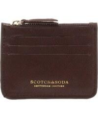 Scotch & Soda Étui pour cartes de visite brown