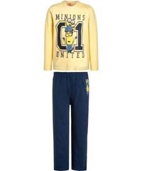 Minions Pyjama gelb/navy