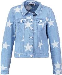 Noisy May NMDEBRA Veste en jean light blue denim