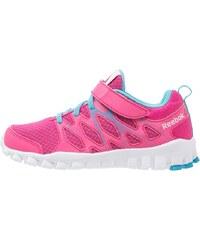 Reebok REALFLEX TRAIN 4.0 Chaussures d'entraînement et de fitness rose/blue/white