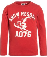 American Outfitters Tshirt à manches longues red