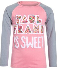 Paul Frank Tshirt à manches longues flamingo/mid grey