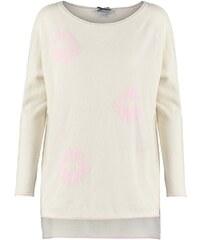 Cocoa Cashmere Pullover chalk/nude