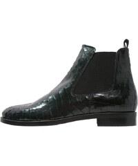 Maripé Boots à talons cocco nero verde