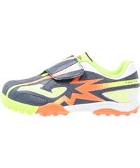 Joma TACTIL TURF Chaussures de foot multicrampons navy/green/orange