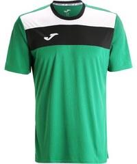 Joma Tshirt de sport green medium/white/black