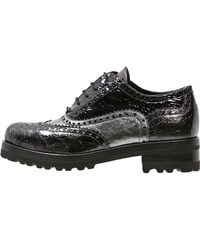 Franco Russo Napoli Chaussures à lacets nero/piombo/dark navy
