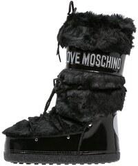 Love Moschino Bottes de neige nero