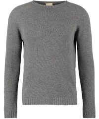 120% Cashmere Pullover grey