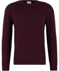 120% Cashmere Pullover burgundy
