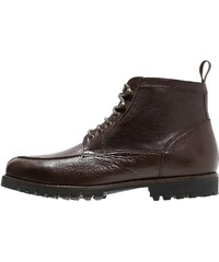 Avelar by PB GAMAY Bottines à lacets traviata marron