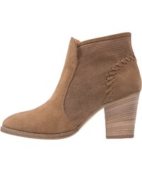 Aquatalia FERN Boots à talons bark
