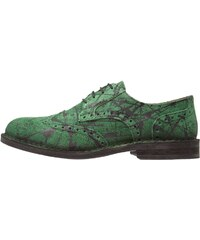 Fly London IDAL Derbies green/black