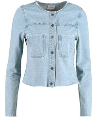 Vero Moda VMMONA Veste en jean light blue denim