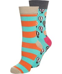 Happy Socks Chaussettes turquoise