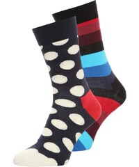 Happy Socks Chaussettes dark blue/red