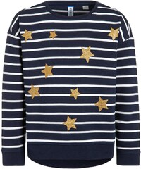 Friboo Sweatshirt navy blazer/blanc de blanc