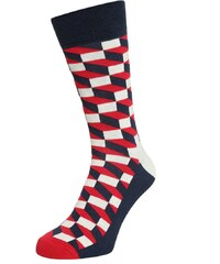 Happy Socks Chaussettes red