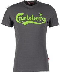 Carlsberg Tshirt imprimé grey