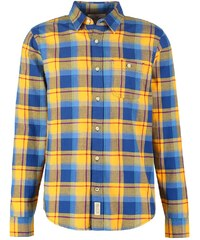 Hollister Co. Chemise gold/blue