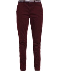Esprit Chino bordeaux red