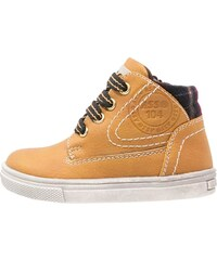 Asso Baskets montantes yellow