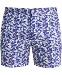Robinson Les Bains Short de bain ecailles blue