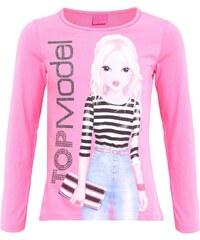 TOP Model CANDY Tshirt à manches longues rosa