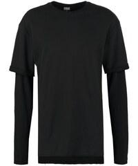 Urban Classics TERRY Tshirt à manches longues black