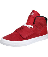 Supra Rock chaussures red/navy