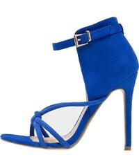 Missguided Sandales cobalt blue