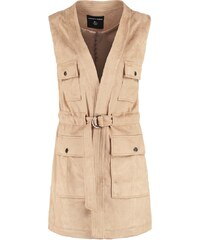 Dorothy Perkins Veste sans manches brown