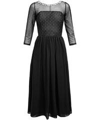 Swing Robe de soirée black/silver