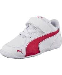 Puma DRIFT CAT 5 Baskets basses white / rose red