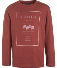 Billabong REVERSED Tshirt à manches longues brick