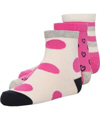 GAP 3 PACK Chaussettes puppy love
