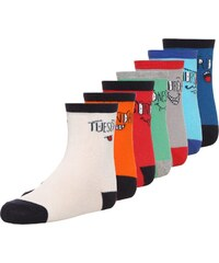 GAP 7 PACK Chaussettes multicoloured