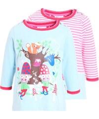 Gelati Kidswear ROMANCE 2 PACK Tshirt à manches longues rot/blau/multicolor
