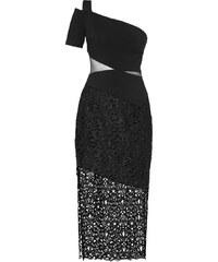 Three Floor OBLIQUE Robe de soirée black